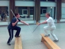 Trainingsimpressionen Arnis Aachen